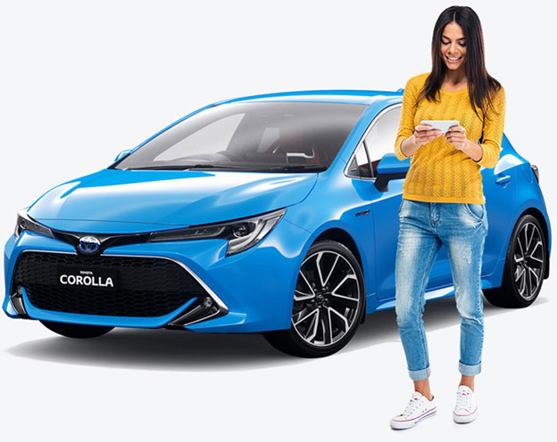 Toyota Personalised Repayments