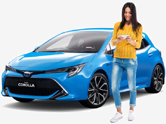 Toyota Personalised Rate
